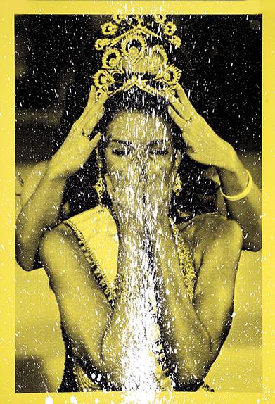 Champagne : a series by Mazaccio & Drowilal